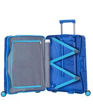 - AMERICAN TOURISTER trolley case LOCK N ROLL line; carry on luggage