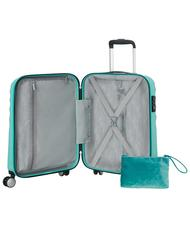 - AMERICAN TOURISTER WAVEBREAKER Carry-on baggage, with clutch bag included