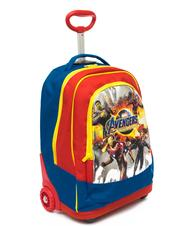 - AVENGERS TEAM TEACH Backpack with trolley