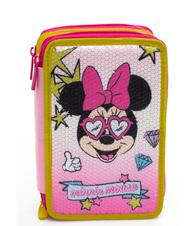 - MINNIE PINK VIBES Case with markers