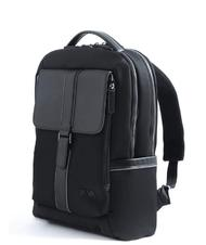 "- NAVA COURIER PRO Double compartment backpack, 15.6 ""PC holder"