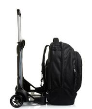 - INVICTA NEW PLUG LOGO 3 in 1 backpack with trolley