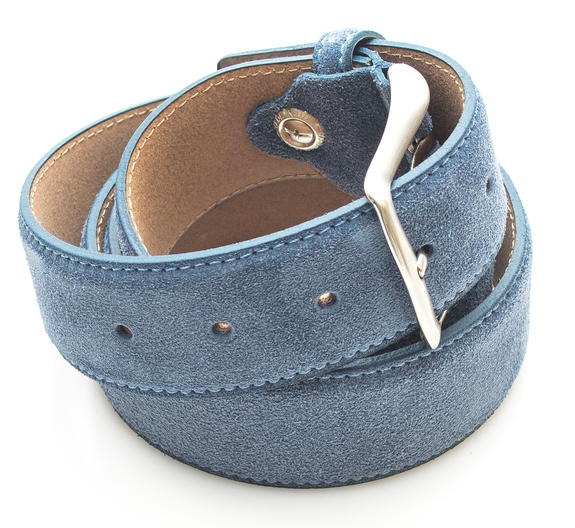 - TIMBERLAND belt CASUAL, in suede leather