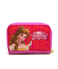 - PRINCESS Printed fabric wallet