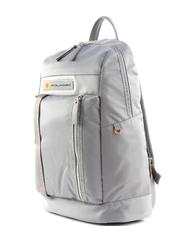"Laptop backpacks - PIQUADRO PQ-BIOS 15.6 ""laptop backpack, in regenerated nylon"