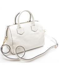 - GUESS ALBA S Trunk bag, in leather