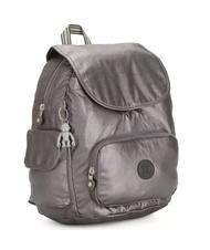 - KIPLING CITY PACK S METALLIC Backpack