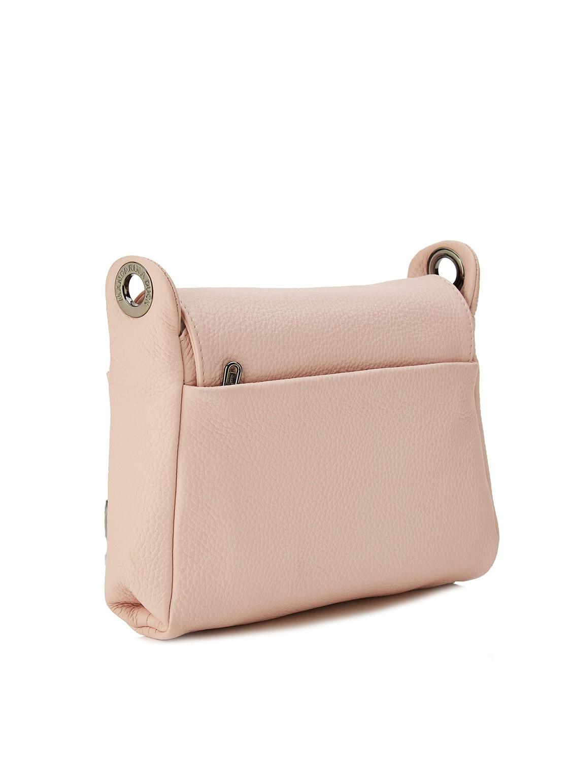 Women's Bags - Mellow Shoulder bag, in leather