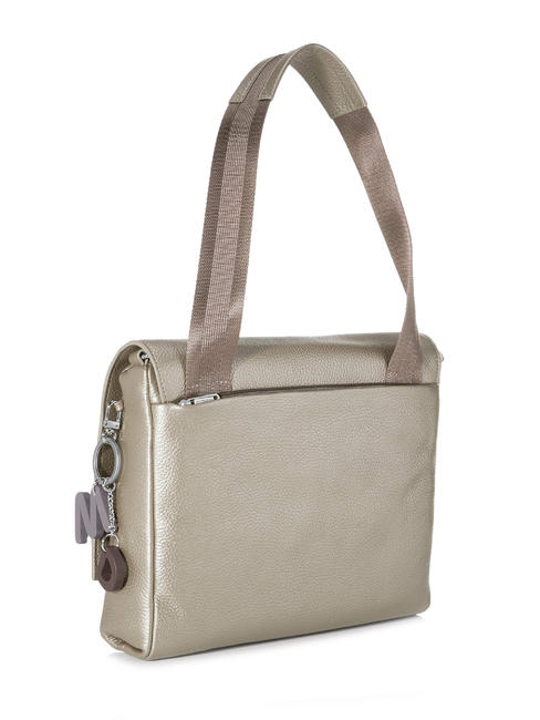 Women's Bags - MANDARINA DUCK  MELLOW LUX Bag with shoulder strap, in leather