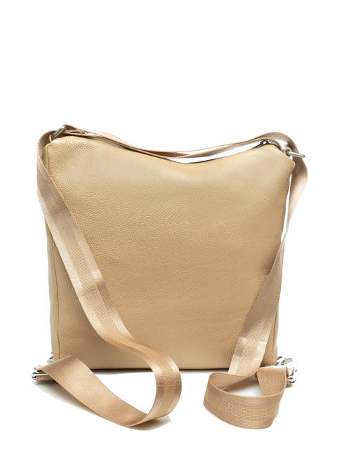 Women's Bags - MANDARINA DUCK  MELLOW LUX Multifunction bag, in leather