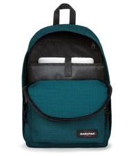 "- Out-of-Office EASTPAK backpack 13"" laptop bag"