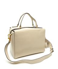 - COCCINELLE Ermitage Trunk bag, with shoulder strap, in leather