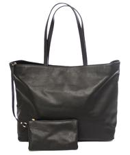 - ANNA VIRGILI AURORA Shopping bag in leather
