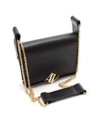 - ANNA VIRGILI IRINA Shoulder mini bag in saffiano leather