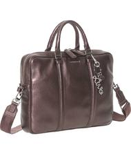 "Work Briefcases - MANDARINA DUCK  PRETTY Briefcase for pc 13 "", in leather"