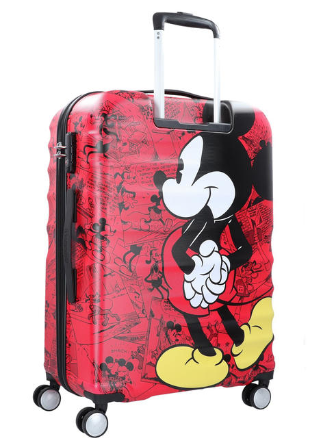 - AMERICAN TOURISTER WAVE BREAKER DISNEY Medium size luggage