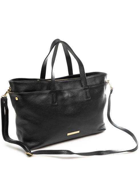 - ANNA VIRGILI SALLY Hand shopper, with shoulder strap