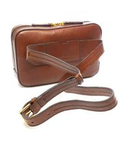 - THE BRIDGE BUFALINI Shoulder bag, in leather