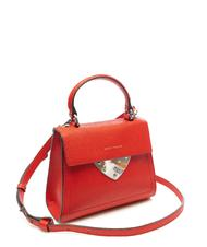 - COCCINELLE B14 Mini bag with shoulder strap, in leather