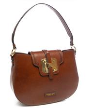 - THE BRIDGE LAMBERTESCA Shoulder bag, in leather