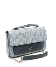 Women's Bags - GUESS SADLER Handbag with shoulder strap