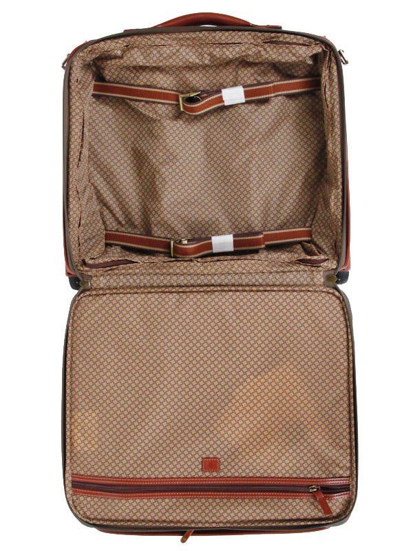samsonite pilot bag integra line 16 4 laptop bag with shoulder strap beige cognac shop. Black Bedroom Furniture Sets. Home Design Ideas