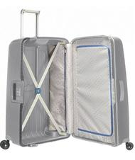Rigid Trolley Cases - SAMSONITE Trolley S'CURE line, medium-large size