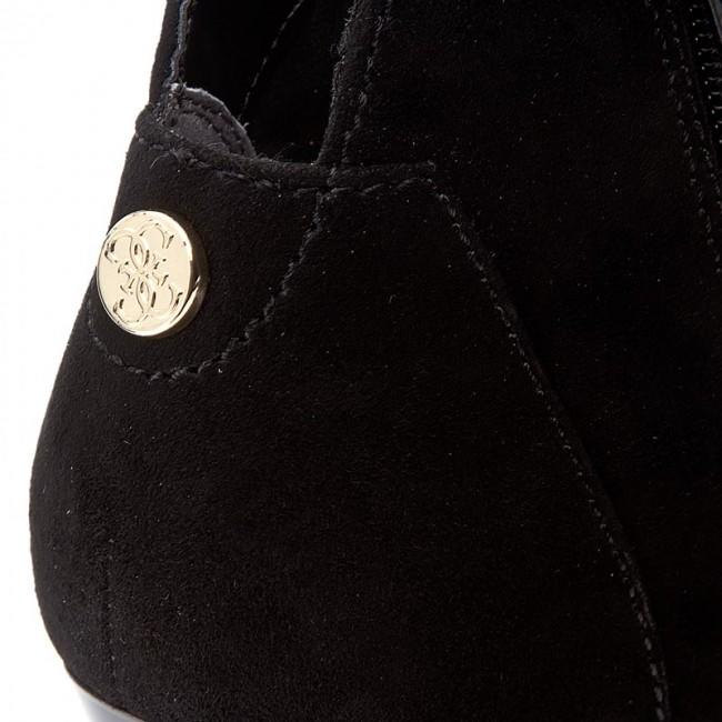 Women's shoes - Ankle Boots LUANA, in suede leather