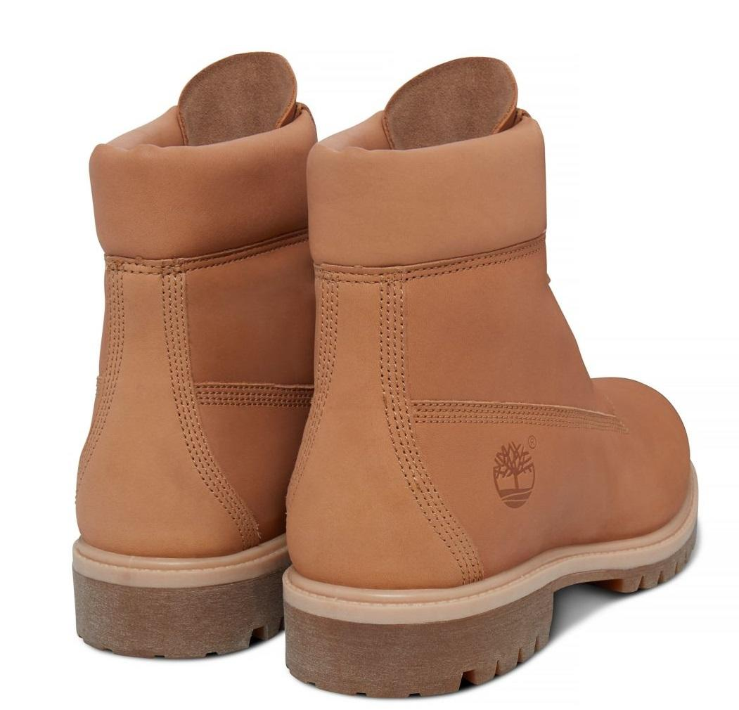 328ca15cd Timberland Ankle Boots 6 Inch Premium. Horween Leather Natural ...