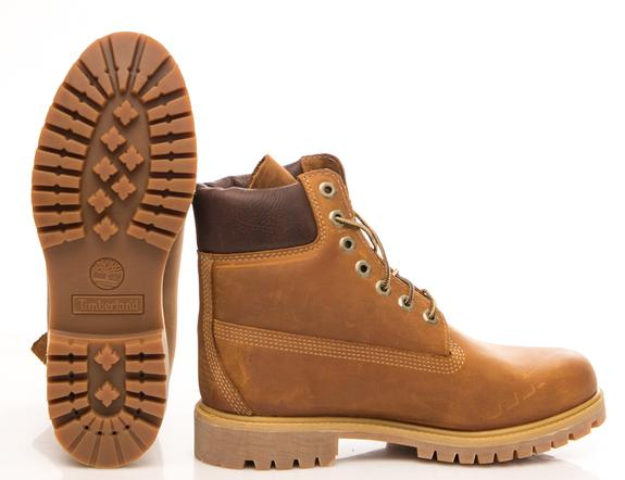 - TIMBERLAND ankle boots 6 INCH ANNIVERSARY, special edition