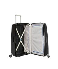 Rigid Trolley Cases - SAMSONITE Trolley S'CURE Line, medium size