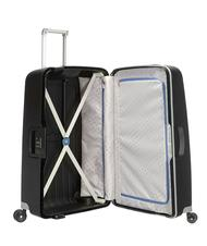 Rigid Trolley Cases - SAMSONITE trolley case S'CURE line; L size