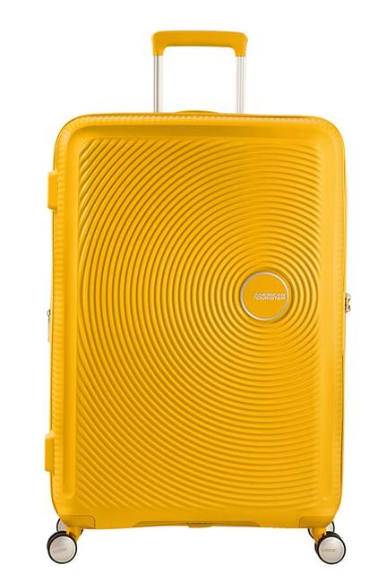 Hand luggage - AMERICAN TOURISTER trolley case SOUNDBOX line. hand baggage. expandable