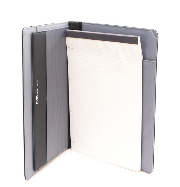 NAVA notepad holder
