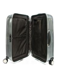 Rigid Trolley Cases - SAMSONITE Trolley LITE-CUBE line, medium size, ultralight