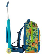 Backpack with SJGANG 3 in 1 trolley