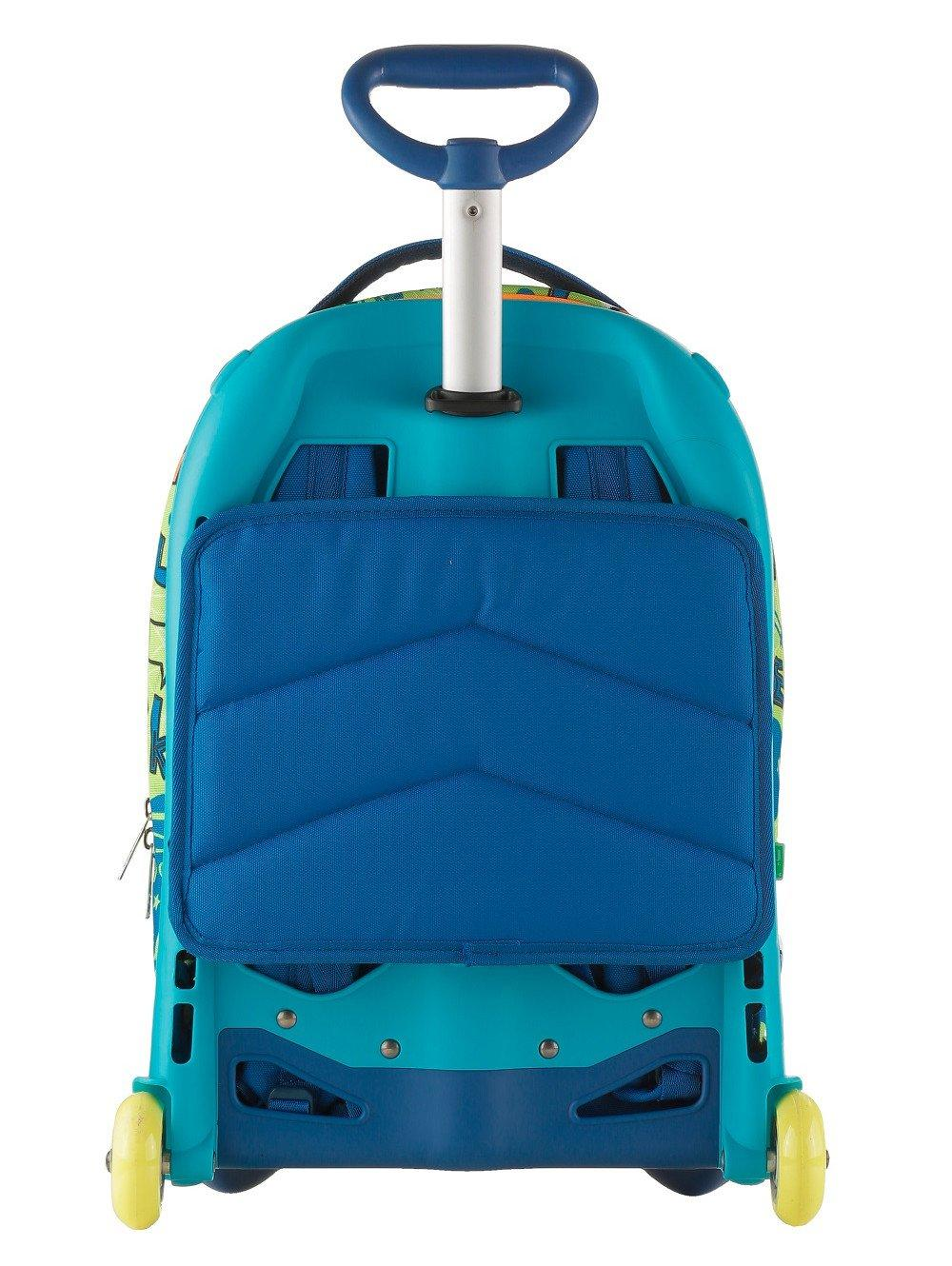 578764508a Backpack With Sjgang 3 In 1 Trolley Jack Junior Boy High Tech Line ...