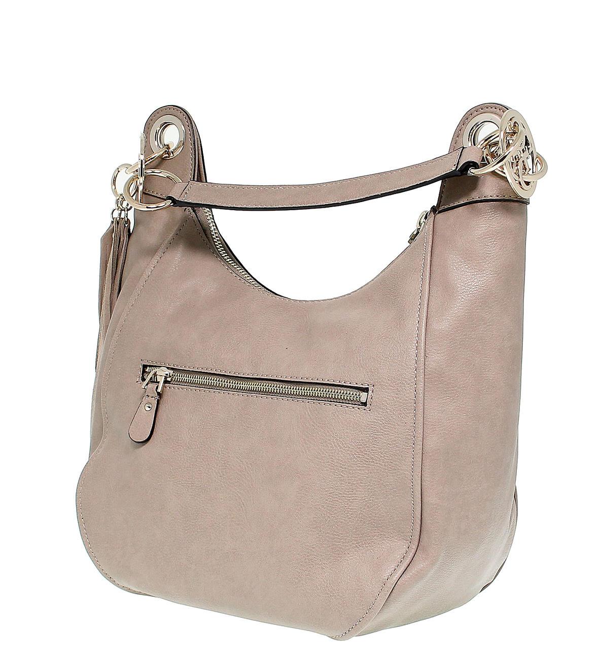 e99138b46a Guess Alana Shoulder Bag Rope - Shop Online At Best Prices!