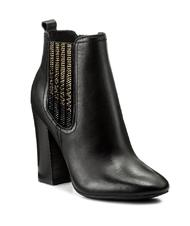 - GUESS high boots LUNA, in leather