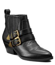- GUESS Texan ankle boots VIOLLA, in leather